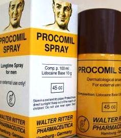 بروكوميل PROCOMIL ❿ بخاخ تأخير القذف
