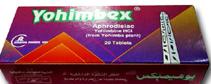 يوهيمبكس YOHIMBEX أقراص|لضعف الإنتصاب | التخسيس | كمال الأجسام