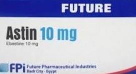 أستين ASTIN دواء للحساسية و التهاب الجيوب الأنفية