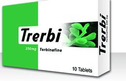 تريربي أقراص 250 مجم (تِربِيَنافِين)…مضاد للفطريات واسع الطيف