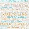 مسيلات الدم ومضادات التجلط: زارلتو 2.5، 10، 15، 20 مجم أقراص فموية