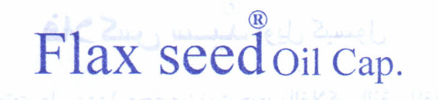 ® Flax seed Oil Cap