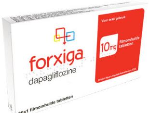 معلومات تهمك عن دواء فوركسيجاForxiga