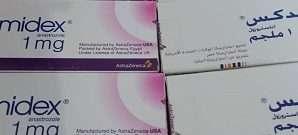 أريميدكس: منشط ومعالج للعقم ومكافح لأورام الثدى