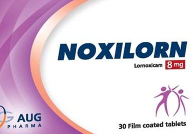 نوكسيلورن NOXILORN لتسكين الآلم