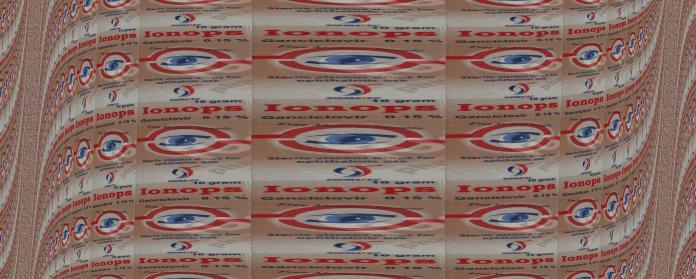 معلومات تهمك عن قطرة ايونوبس IONOPS للعين
