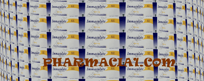 ايماكيولات اكس ال IMMACULATE XL | مضاد حيوى
