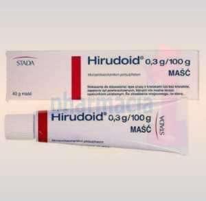 دهان هيرودويد يحتوى على مادة الــ ( بروبيلين جليكول ) ، و التي يمكن أن تسبب تهيج للجلد و حساسية .