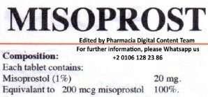 Misoprost for labor initiation, abortion and postpartum hemorrhage