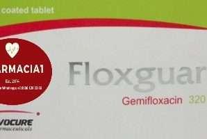 فلوكسجارد 320 – مضاد حيوى واسع المدى | Floxguard