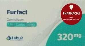 فورفاكت 320 مضاد حيوى واسع المدى | Furfact