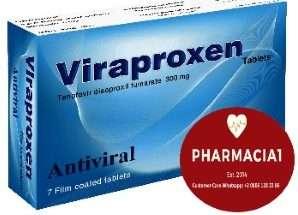 فيرابروكسين- علاج التهاب الكبد المزمن | Tenofovir