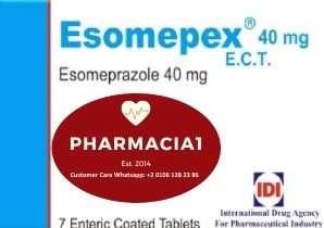 إزوميبكس 20- 40 مجم للحموضة و قرحة المعدة