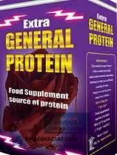إكستر جينيرال بروتين بودر …مكمل غذائى