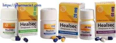 Healsec capsules- omeprazole borg pharma