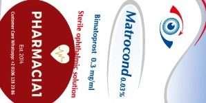 ماتروكوند قطرات عينية لضغط العين – الجلوكوما
