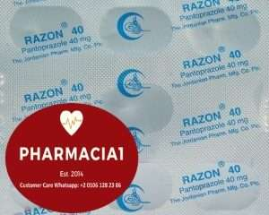 Razon 40 MG Tablets