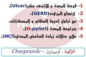 omeprazole indications