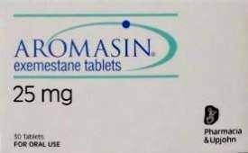 اروماسين حبوب: تنشيط التبويض و الإنطاف ومكافحة أورام الثدي