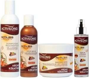 ACTIVILONG ACTILISS SMOOTH- ARGAN AND KERATINE