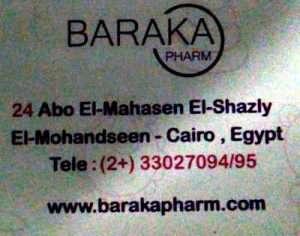 Barka pharma