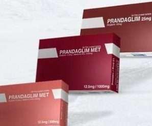 أقراص برانداجليم مت للسكر: الوجلبتين + ميتفورمين