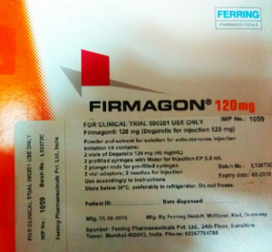 Firmagon 120 mg injection