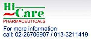 Hi Care Pharmaceuticals- contact information