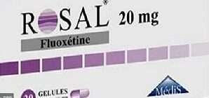 روسال 20…مضاد للإكتئاب وعلاج القلق والتوتر والوساوس والمخاوف