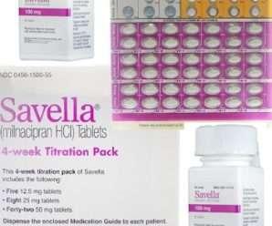 سافيلا 25 أو 50… دواء مضاد للإكتئاب لمعالجة الفيبروميالجيا