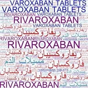 VAROXABAN is oral RIVAROXABAN by EL-OBOUR EGYPT