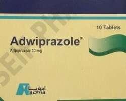 أدويبرازول: أريبيبرازول لمعالجة الفصام والاضطراب ثنائي القطب