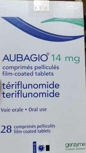 AUBAGIO 14 MG TERIFLUNOMIDE TAB by SANOFI