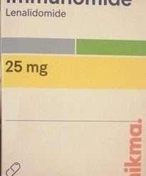 اميونوميد- مكافحة اورام الدم والنخاع