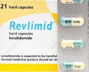 ريفليميد كبسولات مكافحة اورام الدم والنخاع