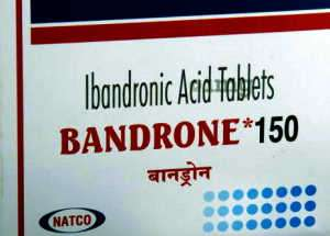 BANDRONE TABLET- IBANDRONIC ACID
