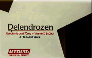 DELENDROZEN tablets by UTOPIA PHARMACEUTICALS COMPANY , EGYPT