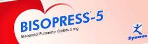 BISOPRESS TABLETS- BISOPROLOL BY ZYNOVA