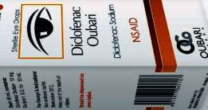 DICLOFENAC_OUBARI- diclofenac sodium ophthalmic drops by CID Egypt