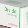 ديفيدول 10 مليجرام أقراص مضادة للتقلصات والمغص