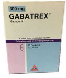 GABATREX CAPSULES BY HIKMA PHARMACEUTICALS