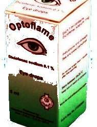 OPTOFLAME Ophthalmic Solution: Uses, Dosage, Precautions, Side Effects