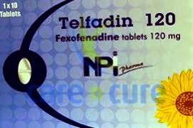 TELFADIN TABLETS