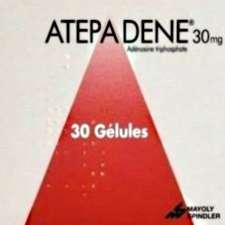 ATEPADENE- Adenosine oral capsules by Mayoly Spindler