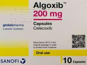 Algoxib- celecoxib by globalpharma a sanofi company