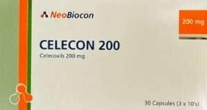 CELECON - CELECOXIB BY NEOBIOCON