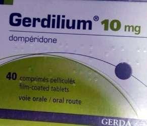 Gerdilium - domeridone tablets