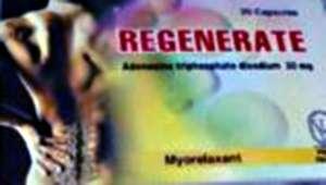 Regenerate capsules- adenosine by pharopharm