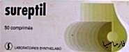 Sureptil oral tablets- cinnarizine- heptaminol combination