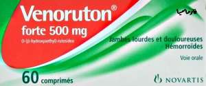Venoruton - TROXERUTIN by Novartis